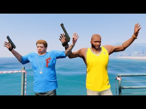 GTA 5 CRAZY Los Santos Compilation #2 (GTA V Fails Funny Moments Crashes)