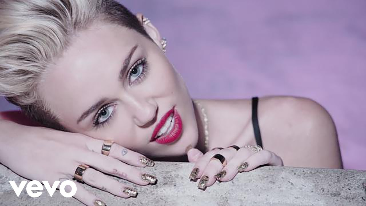We Cant Stop Single Cover Miley Cyrus - We Can t Stop