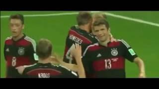 Njemačka - Brazil 7-1 (SP 2014) golovi - Croatian commentary