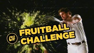 CollegeHumor Responds to BuzzFeeds Fruitball Challenge.
