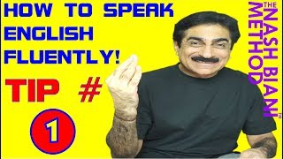 HOW TO SPEAK ENGLISH FLUENTLY & CONFIDENTLY?  IMPROVE YOUR SPOKEN ENGLISH! TIPS IN HINDI