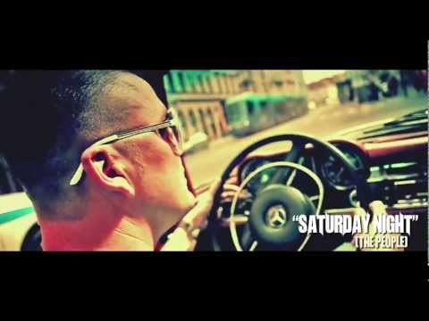 Mad Skill feat  Hi-Def - Saturday Night (The People) HD 720P