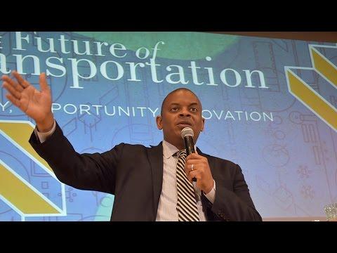 Transportation Secretary Anthony Foxx on the Future of Transporation