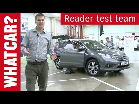 2013 Honda CR-V: readers review new SUV - What Car?