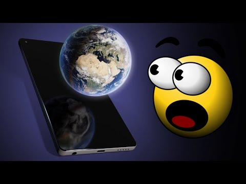 Earth & Moon in HD Gyro 3D Parallax Live Wallpaper APK Cover