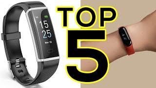 Top 5 Best Smart Fitness Bracelet 2019 To Buy - Best Smart Band
