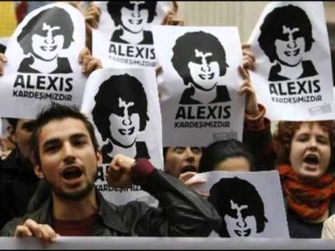 alexis 6-12-2008 (greek riots)
