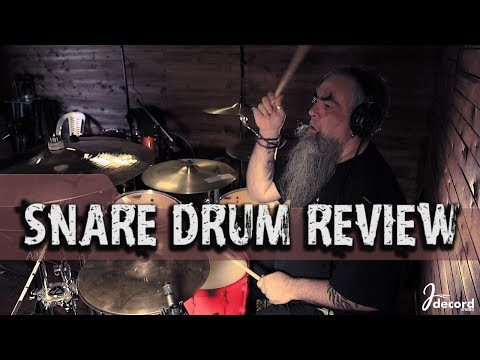 Decord studio - snare drum by Arthur Osipov