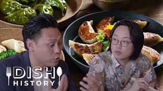 "The Guys From ""Crazy Rich Asians"" Show Us How To Make Dumplings"