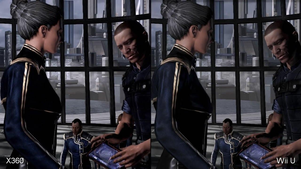 Mass Effect Xbox Controls Mass Effect 3 Xbox 360 vs