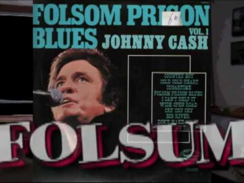 FOLSUM PRISON BLUES - Cover Johnny Cash 1968.