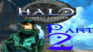 WHERE DO I GO?! | Halo: Combat Evolved #2