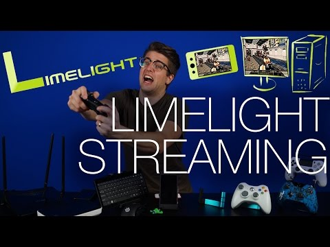 Limelight Game Streaming VS NVIDIA Shield for Android Gaming