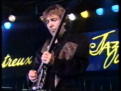 Andy Summers , Bill Frisell Band Live Montreux.