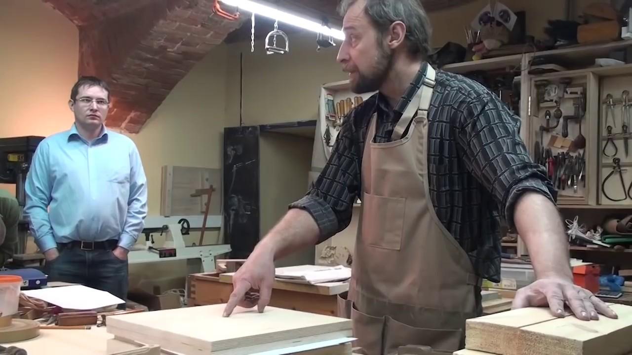 Как делают шпон на производстве и своими руками?