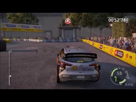 WRC 6 - Rally RACC Catalunya-Costa Daurada   Barcelona   Gameplay (PC HD) [1080p60FPS]