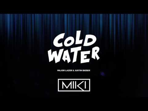 Major Lazer - Cold Water (feat. Justin Bieber & MØ) [Instrumental]