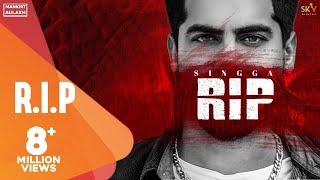 R.I.P : SINGGA (Full Song) Mofusion | Latest Punjabi Songs | Mankirt Aulakh Music | GK.DIGITAL