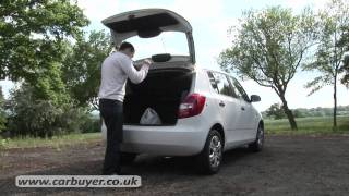 Skoda Fabia review - CarBuyer
