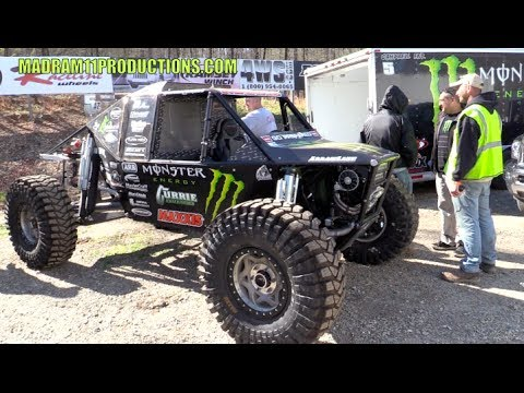 Rock Bouncer For Sale >> MONSTER ENERGY IFS ULTR4 CAR DRIVEN BY SHANNON CAMPBELL - YouTube
