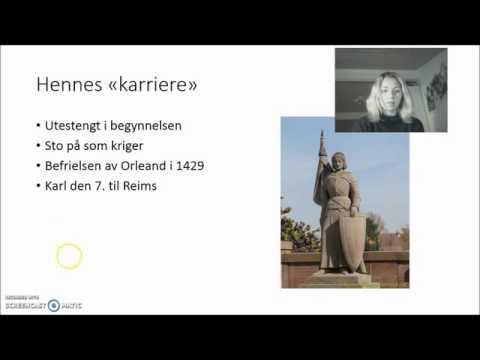 presentasjon jeanne darc1