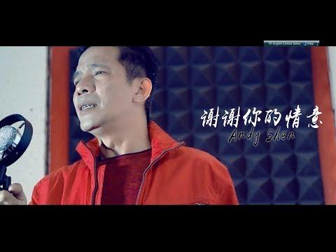 Xie Xie Ni De Qing Yi 谢谢你的情意 Andy Shen 沈福波 【Cover Music Video】