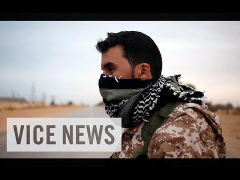 Libyans Flee as the Fight for Sirte Escalates: VICE News Capsule, March 17