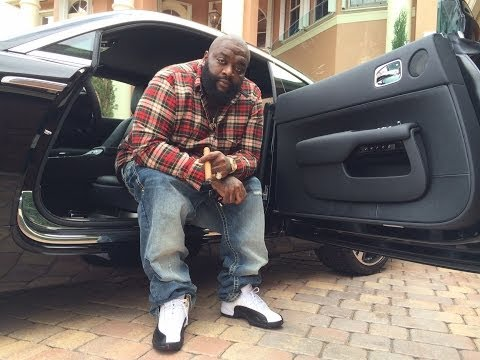 Rick Ross Purchases 2014 Rolls-royce Wraith video