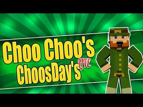 Choo Choo's #ChoosDay LIVE