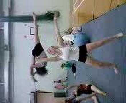 Danni And Morgan Amazing Gym Move Xxx video