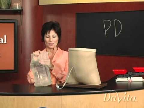 Kidney Care Resources: Peritoneal Dialysis (pd) video