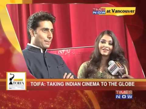 TOIFA 2013: Mr and Mrs Bachchan's weekend in Canada