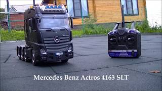 Actros 4163