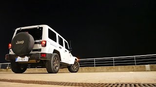 Jeep Wrangler Unlimited 2.8 CRD 200KM 420Nm Test pl prezentacja