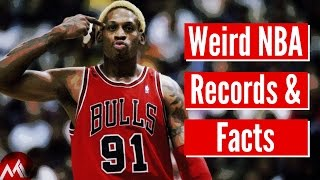 7 Weird NBA Records and Facts
