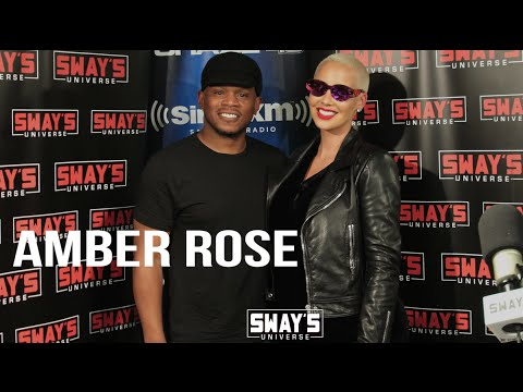"Amber Rose Speaks on Kanye West and Kim Kardashian + VH1's ""The Amber Rose Show"""