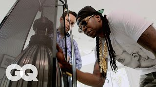 2 Chainz Video - Have a Quarter of a Million Dollars to Spend? Cop These 2 Chainz-Approved Speakers – GQ