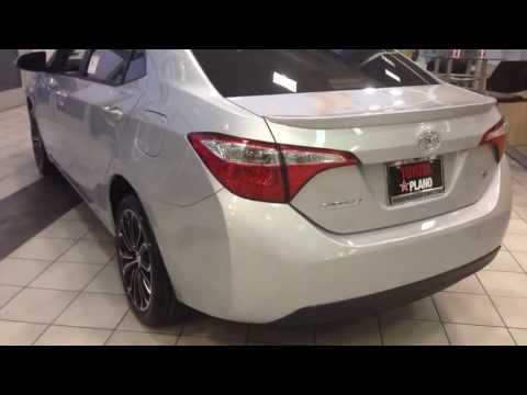 The 2014 Toyota Corolla S Plus at Toyota of Plano Proud to Serve Dallas/Fort Worth Metroplex, TX!