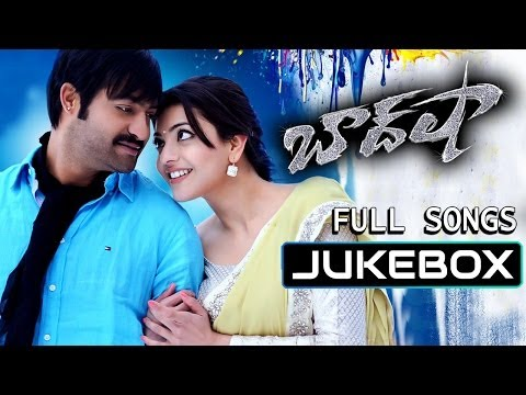 Baadshah Telugu Movie Songs Jukebox || Jr. Ntr, Kajal Agarwal video