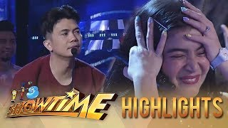 It's Showtime PUROKatatawanan: Vhong's joke makes Anne clueless