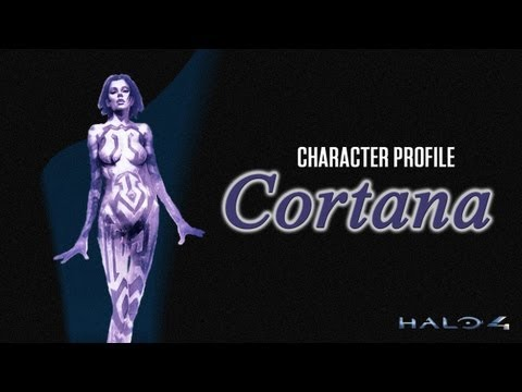 Character Profile - Halo's Cortana