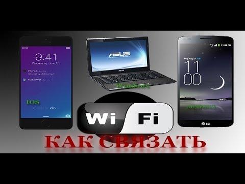 Андроид И Пк По Wifi