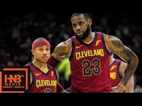 Cleveland Cavaliers vs Portland Trail Blazers Full Game Highlights / Jan 2 / 2017-18 NBA Season