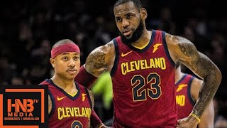 Cleveland Cavaliers vs Portland Trail Blazers Full Game Highlights / Jan 2 / 2017-18 NBA Season