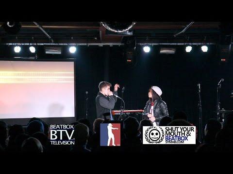 Villain Vs Track 9   Top 16 - American Beatbox Championships 2014 video