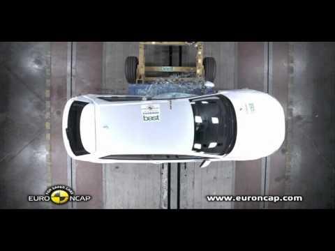 Euro NCAP | Audi A3 | 2012 | Краш-тест