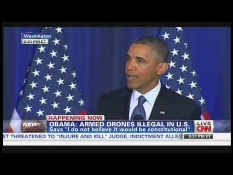 President Obama Counterterrorism Policy Speech National Defense University (May 23, 2013) [3/6]