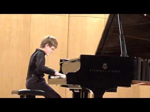 Моцарт Вольфганг Амадей - 5 вариаций для фортепиано в 4 руки соль мажор