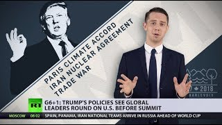 6 against Trump: Latest US policies trigger 'kick America out of G7' talk