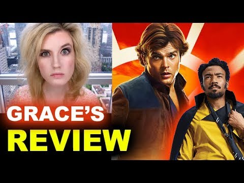 Solo A Star Wars Story Movie Review